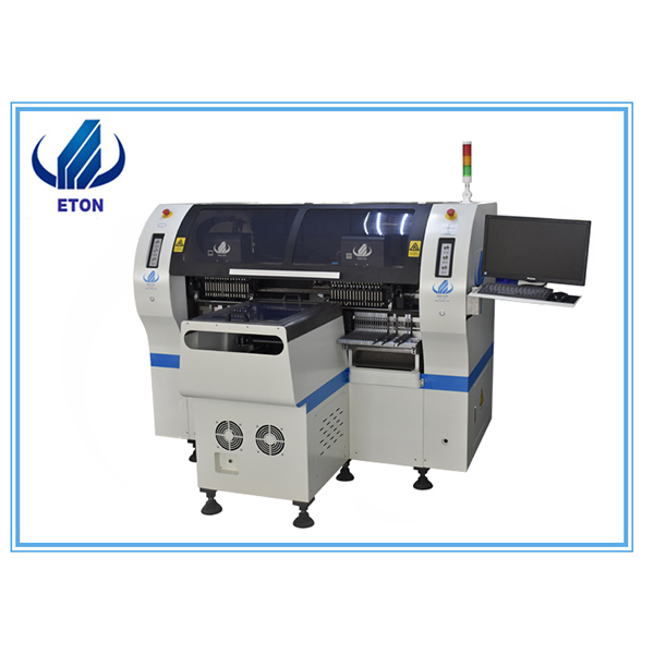 Chinese Professional Led Driver Pick And Place Machine - High Accuracy Led Display P2.5 P3.91 P4 P6p 8 P10 Advertisement Indoor Out Door Display Making Machine – Eton