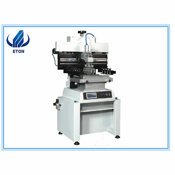High Speed Semi-Auto Solder Paste Printer For Pcb Printing Machine Semi-Auto Solder Paste Screen Printer Featured Image