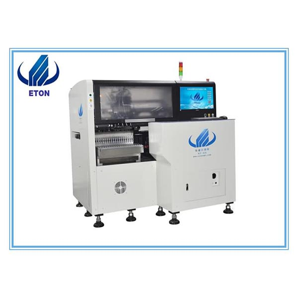 Personlized Products Led Light Assembly Line In Hlx - New Factory Small Smt Machine Smt Pick And Place Machine For Pcb Assembly Machine E5 – Eton
