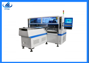 Automatic High Precise Pick and Place Machine Capacity reach 200000