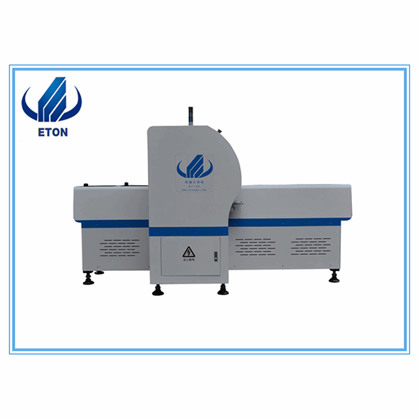 Big discounting Smt Pcb Magazine Loader And Unloader With - 6 Head Visual Camera Led Pick And Place Machine – Eton