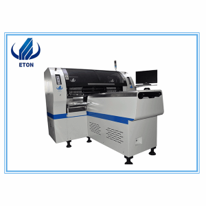 T5 T8 LED Tube Light Production Machine Fast Pick And Place Machine Good Quality Smt Machine
