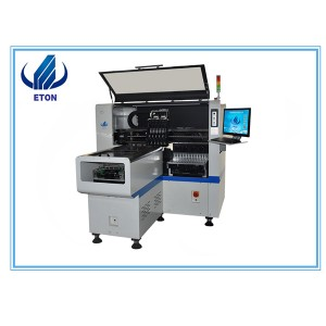 Factory Supply Smt Led Pick And Place Machine E6t With Fast Delivery Led Bulb Assembly Pick And Place Machine
