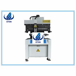 High Speed Semi-Auto Solder Paste Printer For Pcb Printing Machine Semi-Auto Solder Paste Screen Printer
