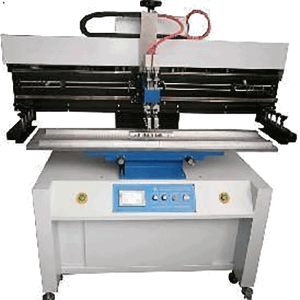 Semi-Auto Led Smt Solder Paste Printer Solder Stencil Printer Screen Printer Leader Manufacture Smt Semi-Auto Pcb Screen