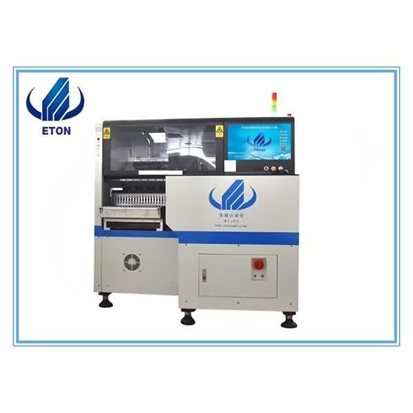 Leading Manufacturer for Fiber Laser Marking Printer Machine - SMT Production Assembly line SMD Mounting Machine Solder Paste Printer Reflow Oven led making machine pick place machine – Eton