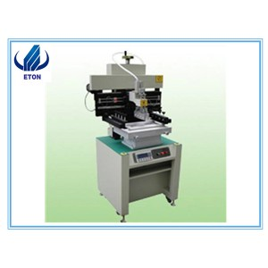 SMT 0.6m Small Size Semi-Automatic Stencil Printer For Smt Machine Production Line