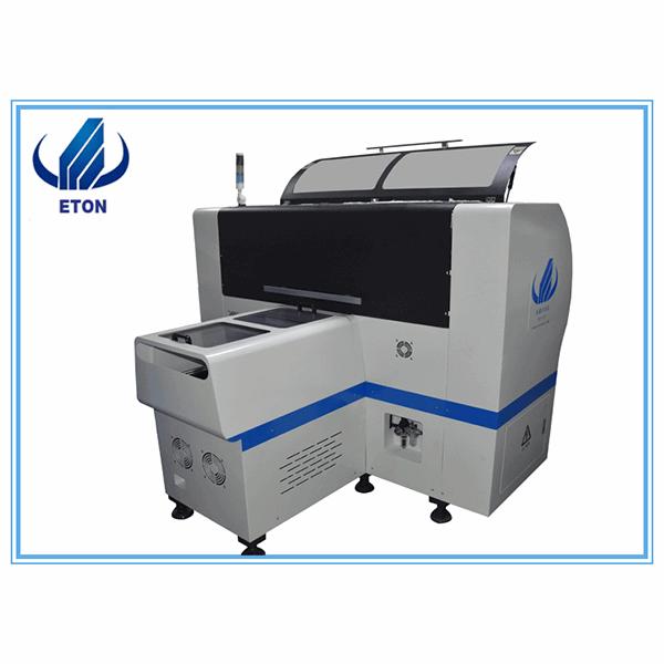 Factory made hot-sale Led Strip Pcb Cutting Machine - LED Liner Light Pick And Place Machine Panel Light Assembly Machine Good Quality SMT Machine  – Eton