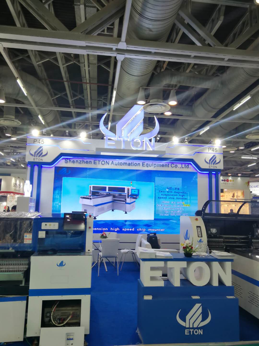 ETON 2019 India International LED Expo lighting exhibition