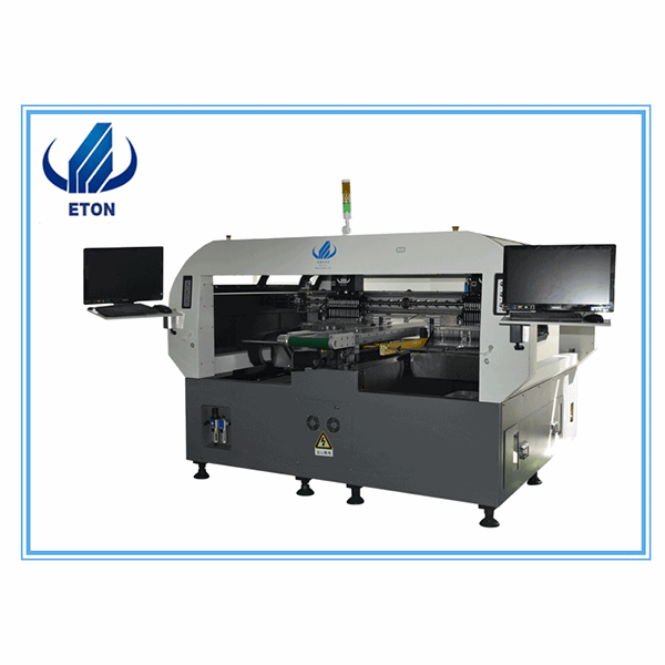 Leading Manufacturer for Automatic Smt Smd Desktop Led Placement Machine -