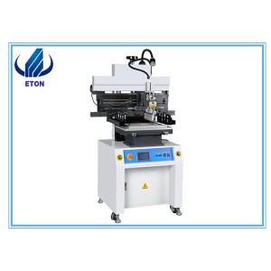SMT 0.6m Small Size Semi-Automatic Stencil Printer For Smt Machine Production Line