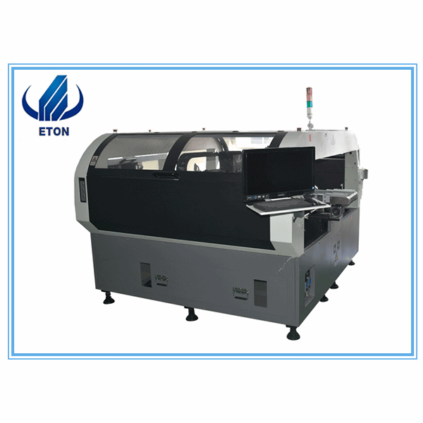 High definition Automatic Mini Pick And Place Machine - Global First Machine Led Pick And Place Machine For 5m 10m Strip,FPCB Strip Assembly Led Mounter Machine – Eton