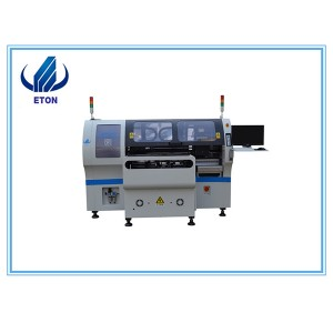 Fully-Automatic Pick And Place Machine Low Cost  Chip Mounter For Pcb Making Line Double Model Smd Moutning Machine
