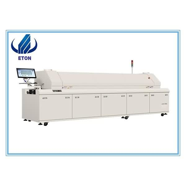 Excellent quality Wave Soldering - LED ,SMT Reflow Oven For PCB , PCB Computer Chips Welding Machine Air Wave Station Led Soldering Oven – Eton