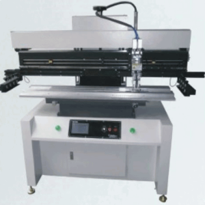 Semi-Auto Led Smt Solder Paste Printer Solder Stencil Printer Screen Printer Leader Manufacture Smt Semi-Auto Pcb Screen