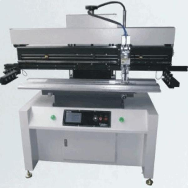 Renewable Design for Led Chips Shooter - Semi-Auto Led Smt Solder Paste Printer Solder Stencil Printer Screen Printer Leader Manufacture Smt Semi-Auto Pcb Screen – Eton