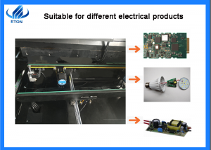 Panel light led bulb assembly machine