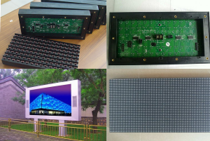 High capacity led display smt machine with 150000cph HT-F8
