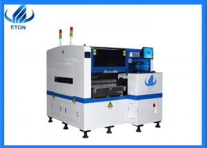 Advanced Auto Calibrate Electronic Equipment Good High Speed Pick and Place Machine  HT-E5D-1200/600