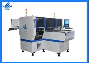 Multifunctional Pick and Place Machine
