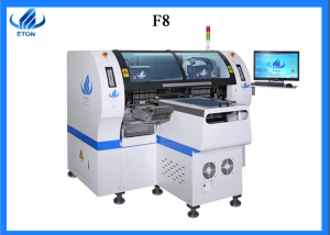 Special placement machine for SMT Display screen HT-F8