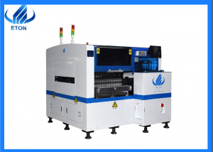 Dual module multifunctional lens mounter machine HT-E5D
