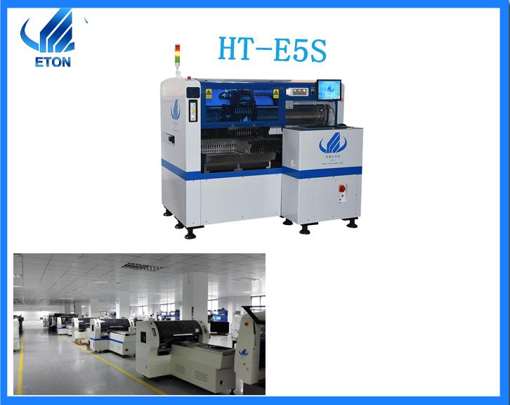 HT-E5S Pick and place machine