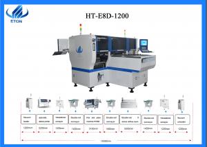 Parámetros principales de HT-E8D