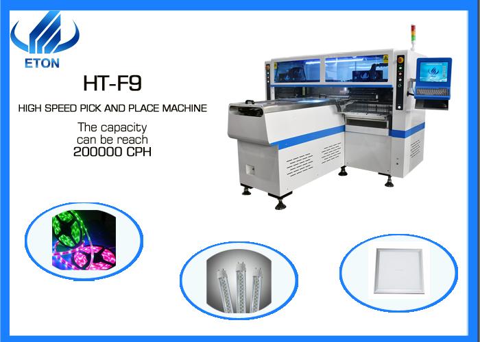 HT-F9 Pick and place machine