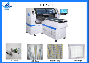 Machines window HT-X9