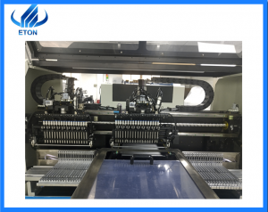 Led PCB SMT Pick and Place Machine HT-X9