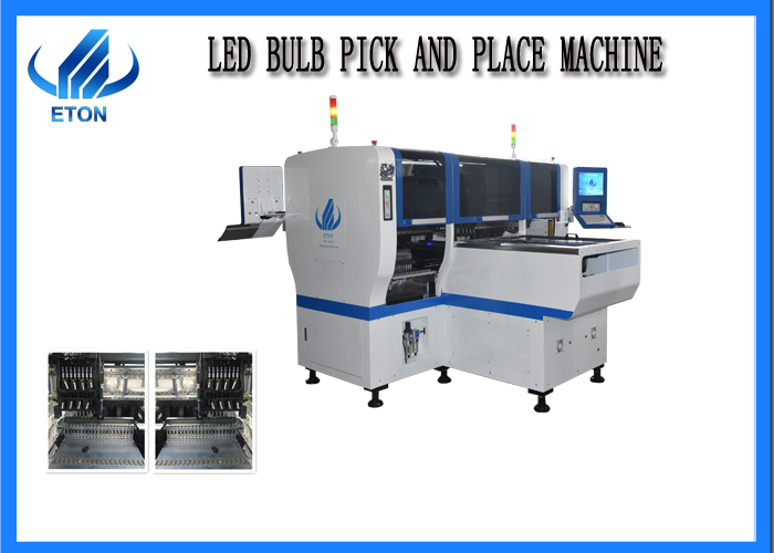 LED pick and place machine