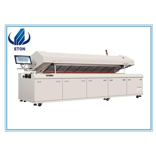 2017 New Style Hot Selling Stencil Screen Printer - Large Smt Reflow Oven PCB Soldering Machine Smt Reflow Oven For LED Producti – Eton