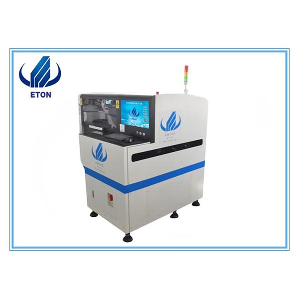 New Arrival China Vibrator Electric Feeder - Single Model Good Sale Smt Pick And Place Machine Smd Led Mounting 8 Heads 35000cph Led Pick And Place Machine – Eton