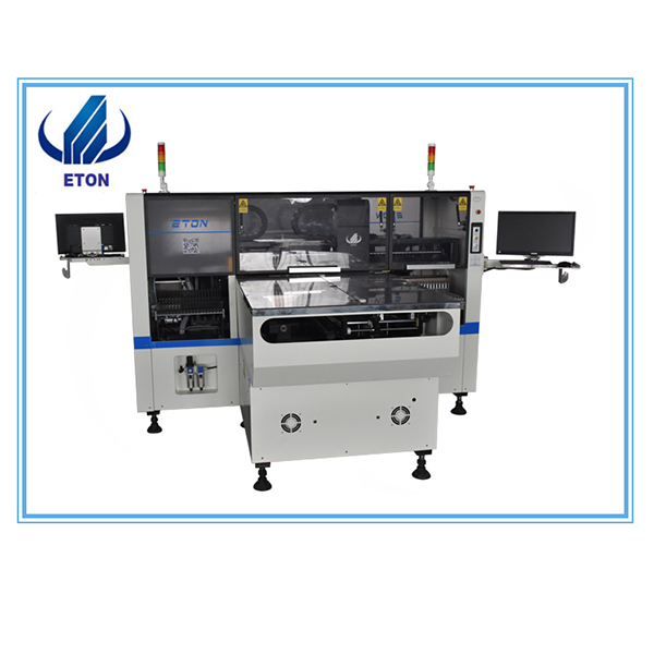 2017 High quality Pcb Ultrasonic Cleaning Machine - Automatic Smt Led Lamp Light Pick And Place Assembly Machine Production Line In Manufacturing Plant – Eton