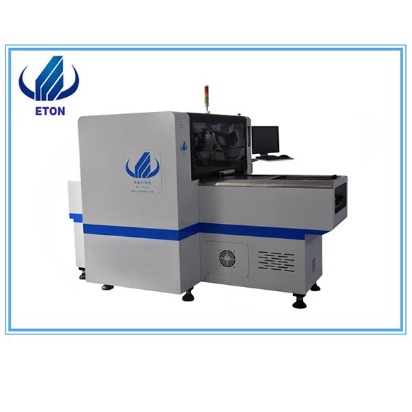 Bottom price Pcb Making Machine Smt - Led Light Electronics Production Pcb Assembly Line With Automatic LED Pick And Place Machine HT-E6T-1200 8 Heads – Eton