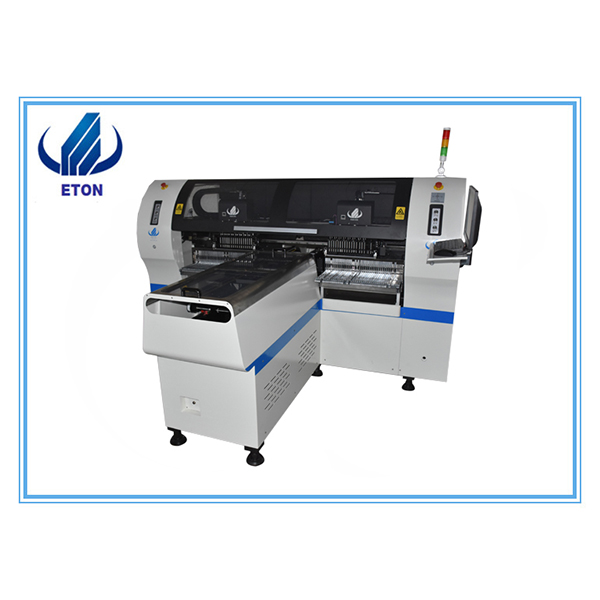 Fixed Competitive Price Smt Led Mounting Equipment - Good Performance Smt Led Mounting Machine With 34 Heads Smt Chip Shooter Smd Machine – Eton