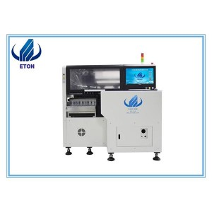 New Factory Small Smt Machine Smt Pick And Place Machine For Pcb Assembly Machine E5