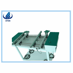 Pcb Handling Equipment Smt Inspection Belt Conveyor For  Assemble Line  Smt Production Line Double Track Smt Conveyor