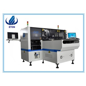 Led Light Assembly Machine E8t Smt Production Assembly Line  Smd Mounting  Machine Solder Paste Printer Reflow Oven