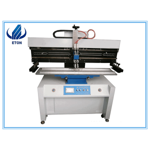 High Quality PCB Stencil Printer Semi-Auto Screen Printer Solder Paste Printer For SMT Production Line 1.2m