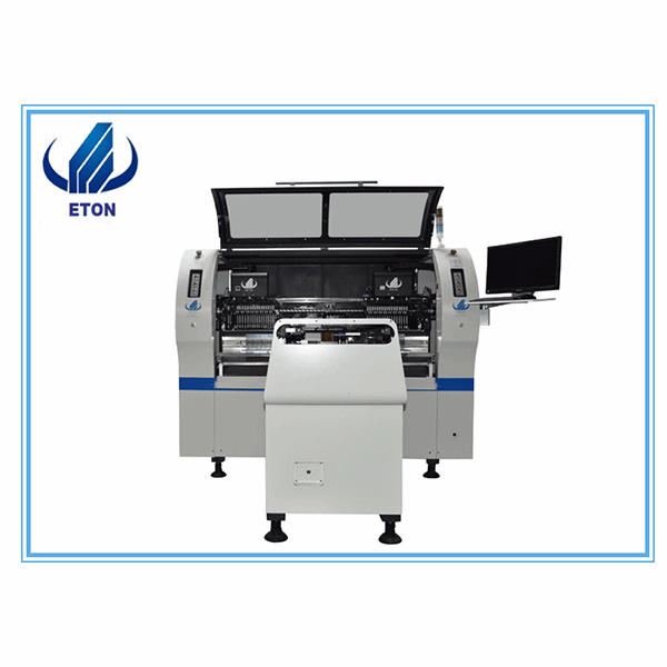 Excellent quality Led Smt Machines Nozzle - SMT Machine LED Panel Fast Pick And Place Machine SMT Placement Machine SMT Mounting Machine – Eton