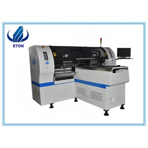High Speed Smt Pick And Place Machine Smd Chip Mounter LED Light Production Line Machine