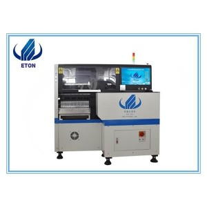 Middle High Precision Visual Position Placement Machine E5 Chip Mounting Machine for LED Manufacturing Machine Line